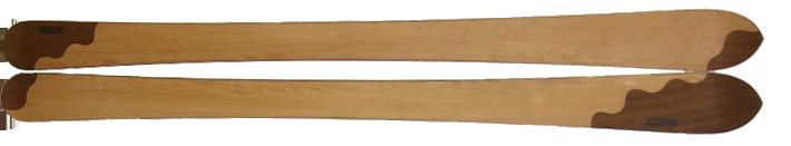 Holzskibau