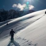 Skitour zum Hohen Zeiger